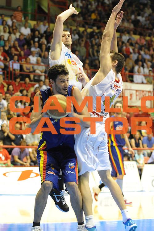 DESCRIZIONE : Forli LNP Lega Nazionale Pallacanestro Serie A Dilettanti 2009-10 Playoff Finale Gara2 Vemsistemi Forli Sigma Barcellona<br /> GIOCATORE : Luca Bisocnti<br /> SQUADRA : Sigma Barcellona<br /> EVENTO : Lega Nazionale Pallacanestro 2009-2010 <br /> GARA : Vemsistemi Forli Sigma Barcellona<br /> DATA : 25/05/2010<br /> CATEGORIA : passaggio superr<br /> SPORT : Pallacanestro <br /> AUTORE : Agenzia Ciamillo-Castoria/M.Marchi<br /> Galleria : Lega Nazionale Pallacanestro 2009-2010 <br /> Fotonotizia : Forli LNP Lega Nazionale Pallacanestro Serie A Dilettanti 2009-10 Playoff Finale Gara2 Vemsistemi Forli Sigma Barcellona<br /> Predefinita :