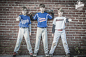 Spring Hill Baseball Boys by JB Brookman