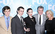 John Walsh poses at the Fox 2010 Upfronts after-party at Wollman Rink in New York City on May 17, 2010...