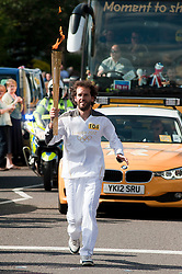 Olympic Torch reaches Sheffield Chapeltown/Ecclesfield/Parson Cross leg.<br />