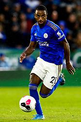 Ricardo Pereira of Leicester City - Mandatory by-line: Robbie Stephenson/JMP - 29/09/2019 - FOOTBALL - King Power Stadium - Leicester, England - Leicester City v Newcastle United - Premier League