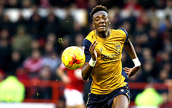 Tammy Abraham of Bristol City chases the ball - Mandatory by-line: Robbie Stephenson/JMP - 21/01/2017 - FOOTBALL - The City Ground - Nottingham, England - Nottingham Forest v Bristol City - Sky Bet Championship