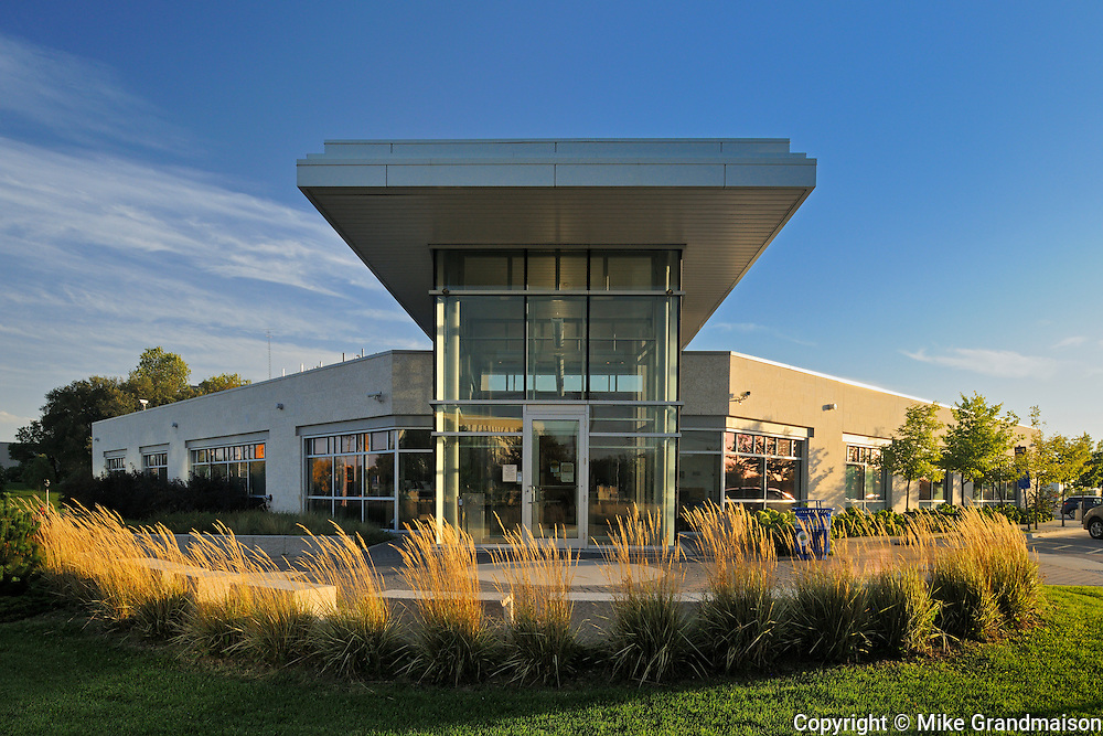Welcome Centre - University of Manitoba<br /> Winnipeg<br /> Manitoba<br /> Canada