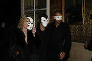 Charlotte and Carlo Brandell and Roland Mouret, The Moet and Chandon Fashion Tribute 2006 Honouring British Photographer Nick Knight. Strawberry Hill House. Twickenham. 24 October 2006. -DO NOT ARCHIVE-© Copyright Photograph by Dafydd Jones 66 Stockwell Park Rd. London SW9 0DA Tel 020 7733 0108 www.dafjones.com