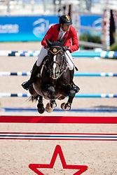 Philippaerts Nicola, BEL, Chilli Willi<br /> World Equestrian Games - Tryon 2018<br /> © Hippo Foto - Dirk Caremans<br /> 19/09/2018