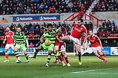 Swindon Town v Forest Green Rovers 130118