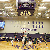 Women's Basketball: University of St. Thomas (Minnesota) Tommies vs. Wisconsin Lutheran College Warriors