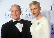 New York - Princess Grace Awards - 24 Oct 2016
