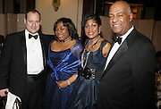 l to r: Andrew Glaser, Sybli Chester, Jcelyn Taylor, and Noel Hankin at The 2009 NV Awards: A Salute to Urban Professionals sponsored by Hennessey held at The New York Stock Exchange on February 27, 2009 in New York City. ....