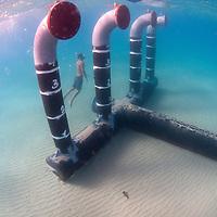 מבנים תת ימיים
