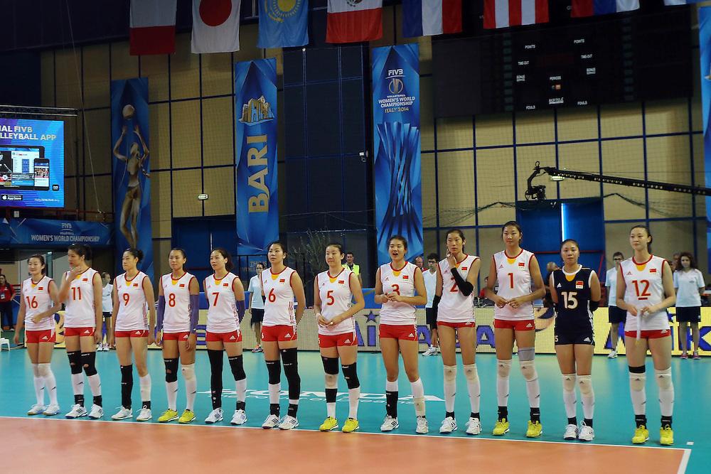 China team