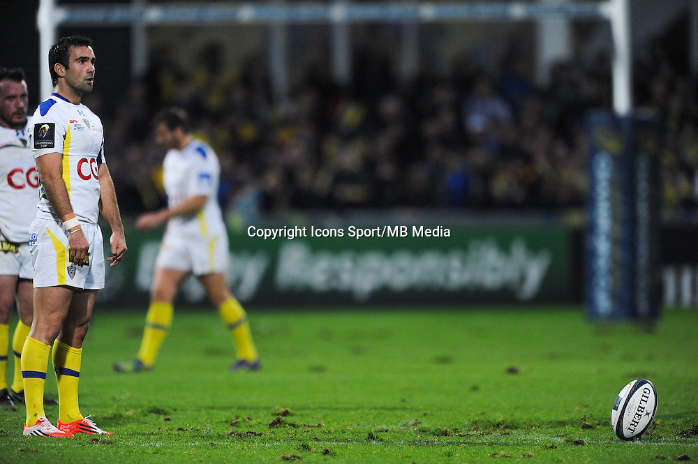 Morgan PARRA - 14.12.2014 - Clermont / Munster - European Champions Cup <br /> Photo : Jean Paul Thomas / Icon Sport