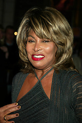 Jan. 1, 2011 - New York, New York, U.S. - TINA TURNER ARRIVING AT THE PREMIERE OF WALT DISNEY PICTURES' BROTHER BEAR AT THE NEW AMSTERDAM THEATER IN NEW YORK New York ON OCTOBER 20, 2003.    /   2003..K33611HMC(Credit Image: © Henry McGee/ZUMAPRESS.com)