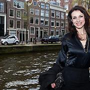 """NLD/Amsterdam/20100421 -  Presentatie Bastiaan van Schaik boek """"Koken met Modellen"""", Irene van de Laar"""