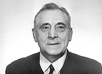 Joe Burns, MP, Ulster Unionist, North Derry, N Ireland Parliament, Stormont, March 1969, 196903000133BW<br /> <br /> Copyright Image from<br /> Victor Patterson<br /> 54 Dorchester Park<br /> Belfast, N Ireland, UK, <br /> BT9 6RJ<br /> <br /> t1: +44 28 90661296<br /> t2: +44 28 90022446<br /> m: +44 7802 353836<br /> e1: victorpatterson@me.com<br /> e2: victorpatterson@gmail.com<br /> <br /> www.victorpatterson.com