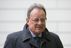 © Licensed to London News Pictures. 19/12/2011. London, UK. David Mills the estranged husband of former Labour Cabinet minister Tessa Jowell, arriving at Westminster Magistrates Court today (19/12/2011) where he is due to give evidence via video link to an Italian court in a corruption case against former  Prime Minister of Italy, Silvio Berlusconi. Photo credit: Ben Cawthra/LNP