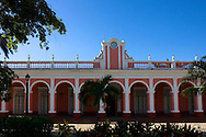 Architecture in Cardenas, Matanzas, Cuba.