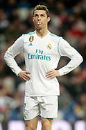 Real Madrid vs Real Sociedad - 11 Feb 2018