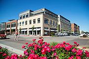Downtown Bentonville, Arkansas<br /> <br /> Photo by Wesley Hitt 2015
