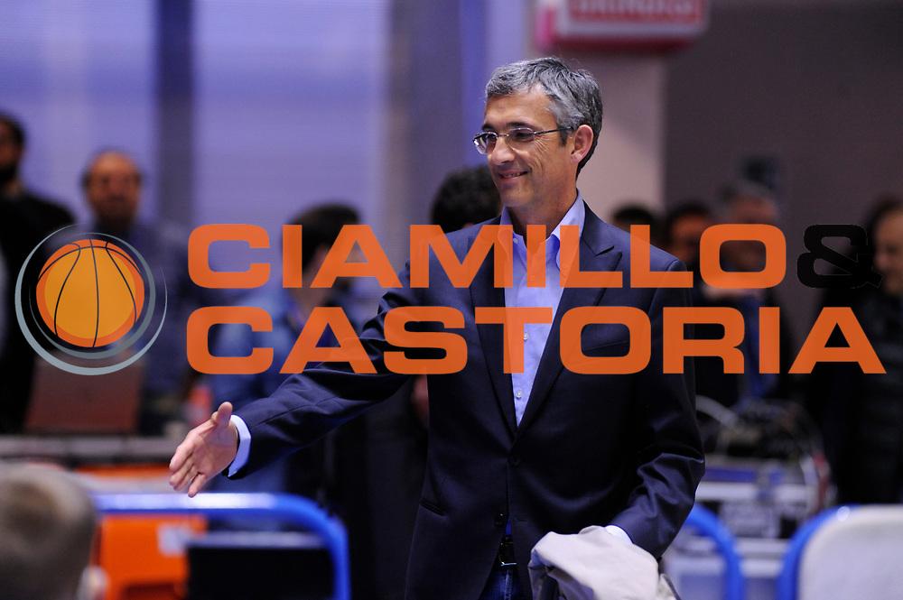 DESCRIZIONE : Brindisi  Lega A 2015-16<br /> Enel Brindisi Pasta Reggia Juve Caserta<br /> GIOCATORE : Fernando Marino<br /> CATEGORIA : Before Pregame<br /> SQUADRA : Enel Brindisi<br /> EVENTO : Campionato Lega A 2015-2016<br /> GARA :Enel Brindisi Pasta Reggia Juve Caserta<br /> DATA : 24/04/2016<br /> SPORT : Pallacanestro<br /> AUTORE : Agenzia Ciamillo-Castoria/D.Matera<br /> Galleria : Lega Basket A 2015-2016<br /> Fotonotizia : Brindisi  Lega A 2015-16 Enel Brindisi Pasta Reggia Juve Caserta<br /> Predefinita :