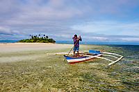 Philippines, archipel des Visayas, île de Bohol, Panglao, ile de Puntod // Philippines, Visayas islands, Bohol island, panglao, Puntod island