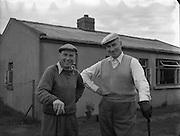 Golf - Irish Amateur Open Championships at Royal Dublin, Dollymount.01/09/1954
