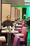 Vienna. Le Meridien Hotel. Restaurant Shambala. Executive Chef Erich Cochlar.