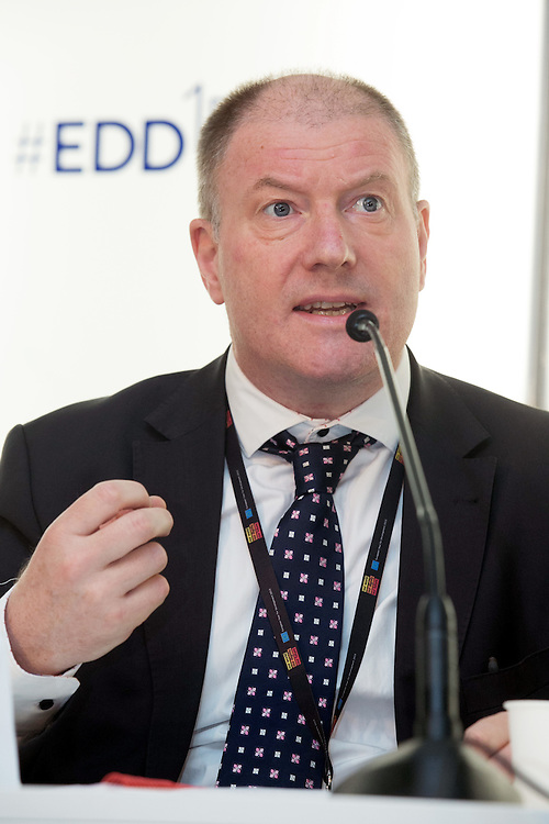 04 June 2015 - Belgium - Brussels - European Development Days - EDD - Financing - Unlocking private and public finance for sustainable growth - David Jackson , Director , Local Development Finance , United Nations Capital Development Fund (UNCDF) © European Union