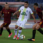20170901 Calcio, amichevole : AS Roma vs Chapecoense