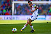 Slovakia Marek Hamsik on the ball during the UEFA European 2020 Qualifier match between Wales and Slovakia at the Cardiff City Stadium, Cardiff, Wales on 24 March 2019.