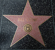Bill Cosby's star on the Hollywood Walk of Fame is seen on July 9, 2015 in Los Angeles, California. A coalition of black civil-rights advocates calls onto the Hollywood Chamber of Commerce President Leron Gubler to remove Bill Cosby's star on the Hollywood Walk of Fame. (Photo by Ringo Chiu/PHOTOFORMULA.com)