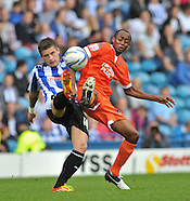 Sheffield Wednesday v Millwall 250812