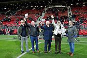 (L-R) Kristian Nygaard, Jan van Veen, David Loggie