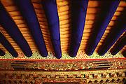 Tibet ceiling at Potola Palace
