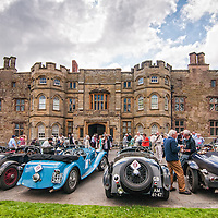 Venues visited on the Royal Automobile Club 1000 Mile Trial 2015
