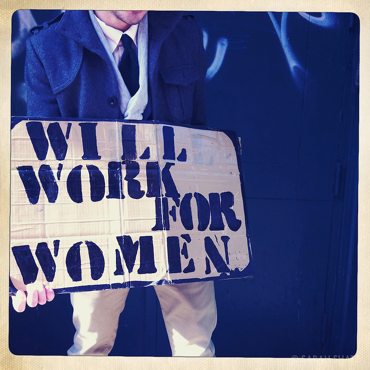 Will work for women