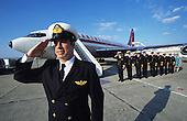 John Travolta and his jumbo jet