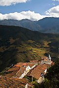 Venezuela_VEN, Venezuela...Vilarejo em regiao montanhosa na Venezuela...Village in the mountainous region in Venezuela...Foto: JOAO MARCOS ROSA / NITRO