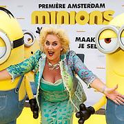 20150628 Minions premiere