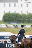 Kitty King (GBR) & Persimmon - Dressage - Longines FEI European Eventing Chamionship 2015 - Blair Athol, Scotland - 10 September 2015