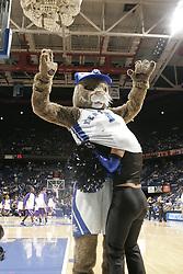 The University of Kentucky hosted Ouachita, Friday, Nov. 07, 2008 at Rupp Arena in Lexington.