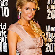 MON/Monte Carlo/20100512 - World Music Awards 2010, Paris Hilton