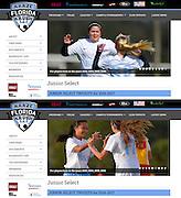 Florida Kraze/Krush Soccer Club website - www.floridakrazekrush.com