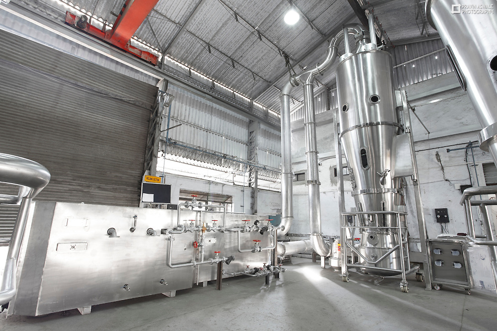 pharmaceutical industry machine manufacturing plant