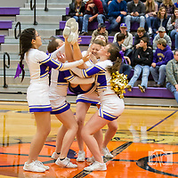 01-03-17 Berryville Cheerleaders  from BHS vs. VSHS