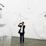 Beijing, Chiina 2013. Chaochangdi Katrin Reinfurt exposition.