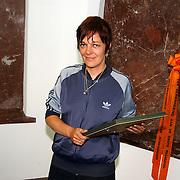 Uitreiking Kees Scheerer prijs aan Celine van Balen Comeniusmuseum Naarden