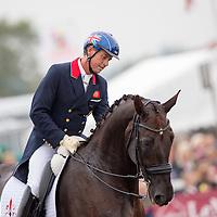 Grand Prix - 2014 British Dressage National Championships