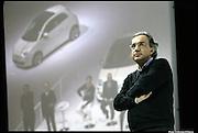 Sergio Marchionne, CEO Fiat, Ceo di Chrysler, President de la SGS, .Vice-President de l'UBS.
