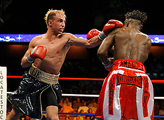 June 16, 2007: Paulie Malignaggi vs Lovemore N'dou